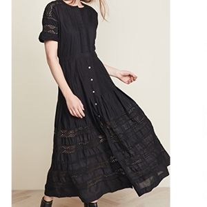 LOVESHACKFANCY - Edie Dress - NEVER WORN TAG ON!!!